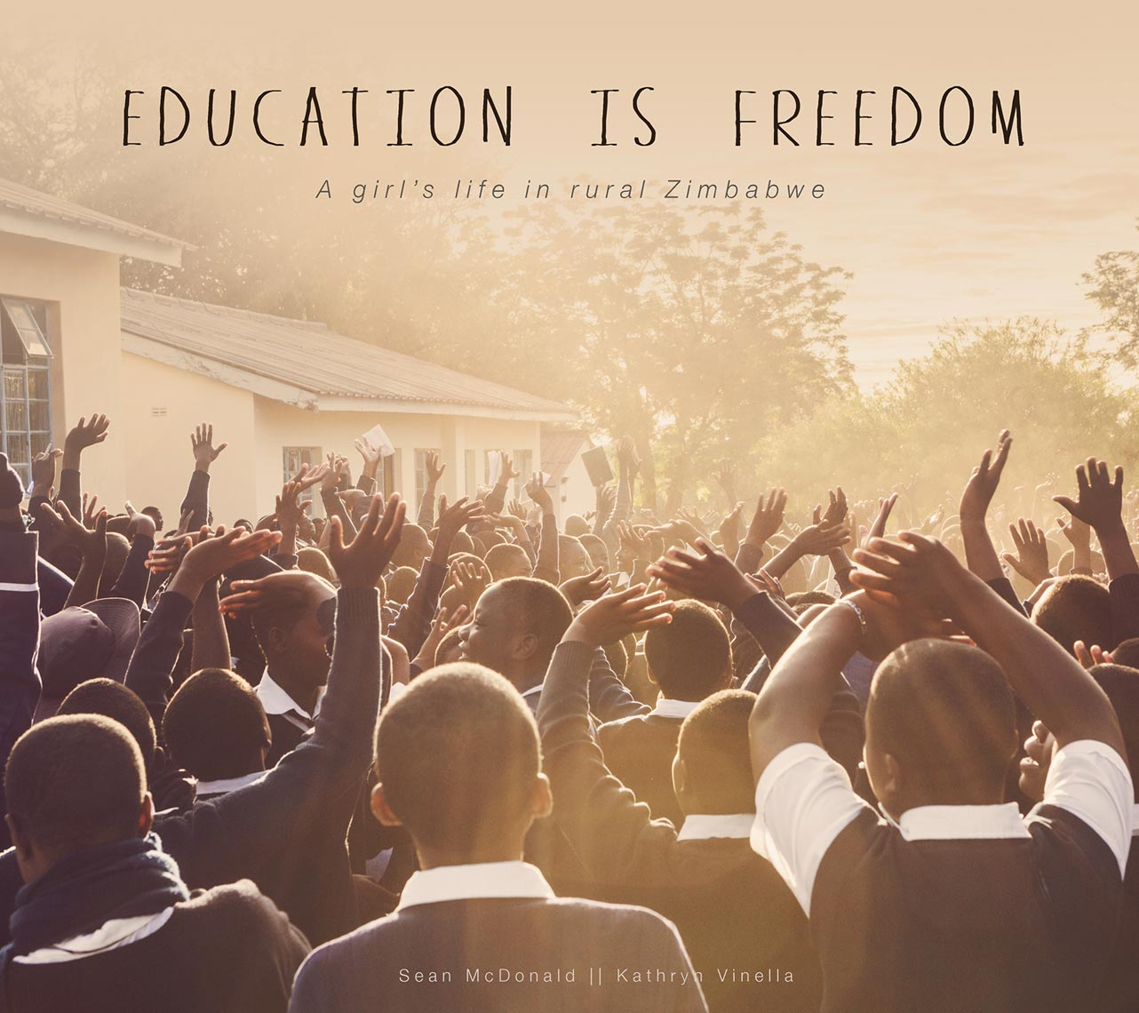 Education Is Freedom BOOK